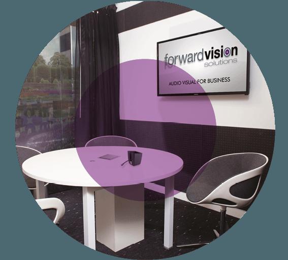 AV Meeting Rooms System barco clickshare