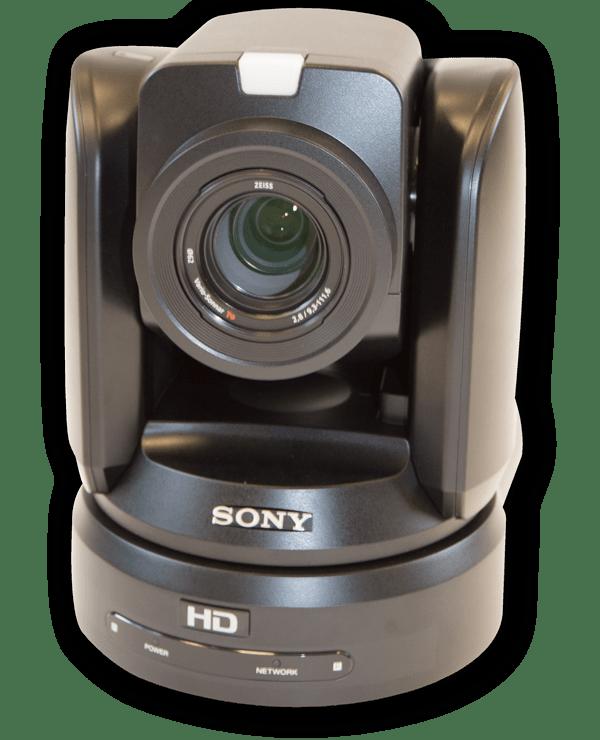 Sony multicam HD camera