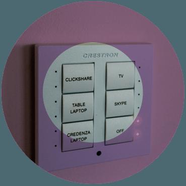 Boardroom audio visual