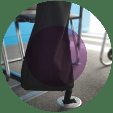 AV cable bag solution