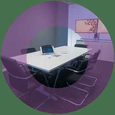 zoom room installation