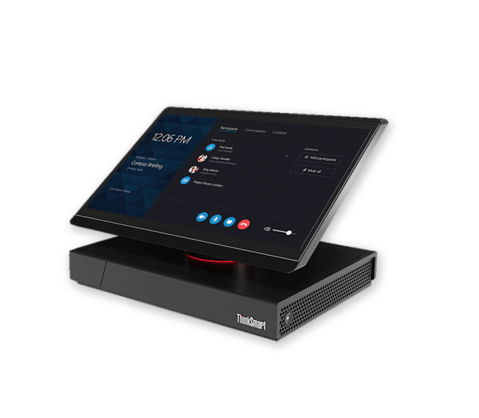 Skype Room Systems Lenovo hub