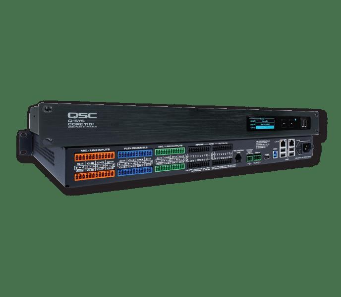 QSC Q-SYS CORE 110f
