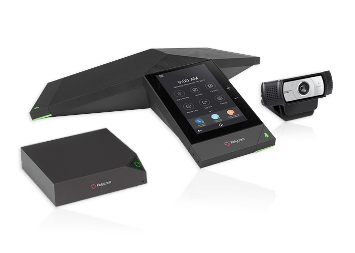 Polycom Video Conferencing Real presence Trio kit
