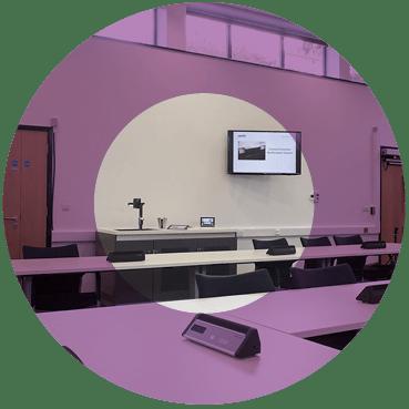 Professional Audio Visual Solution