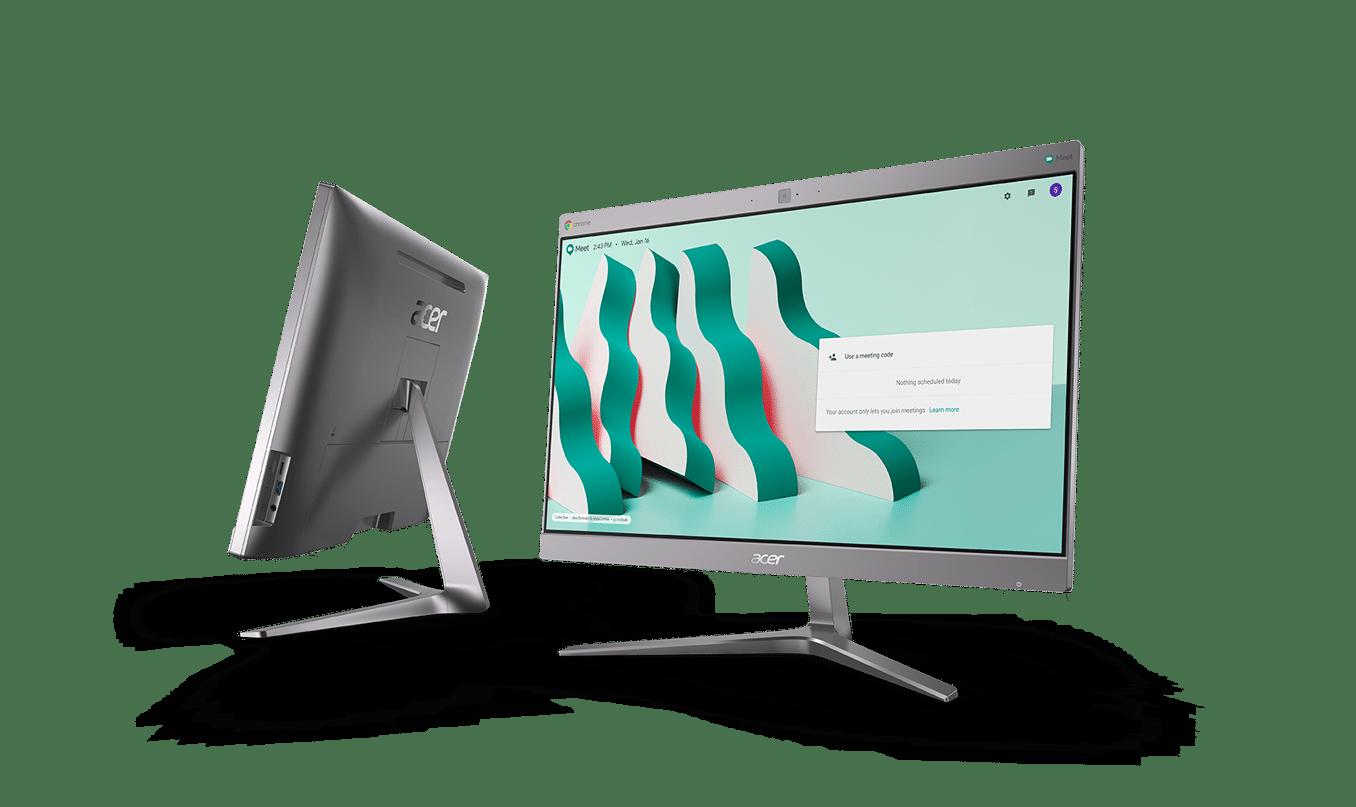 Hangouts Meet Hardware acer screen