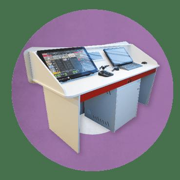 Tech desks